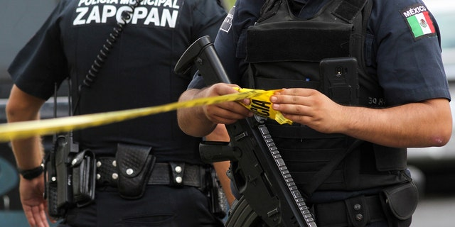 Westlake Legal Group Cartel-Violence-3-Getty 19 bodies found hung, butchered in suspected Mexico gang turf war Melissa Leon fox-news/world/world-regions/location-mexico fox-news/world/world-regions/latin-america fox-news/world/crime fox-news/topic/mexican-cartel-violence fox news fnc/world fnc c01b5aa4-080a-55e1-b5b1-54c94445e122 article