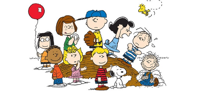 """Charlie Brown, Snoopy, and the """"Peanuts"""" crew are headed to Apple's streaming service."""