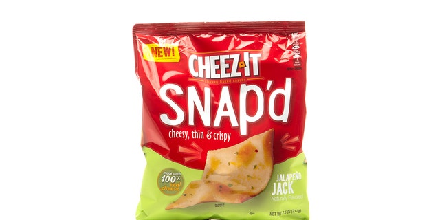Cheez-It Snap'd is the thinner, crispier cousin of the original.