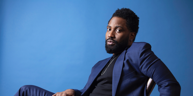 John David Washington got his first on-screen role in his dad's movie 'Malcolm X' at age six.
