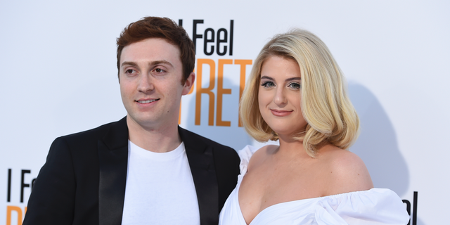 Meghan Trainor wed actor Daryl Sabara in nuptial exchanged at the couple's Los Angeles home in 2018.
