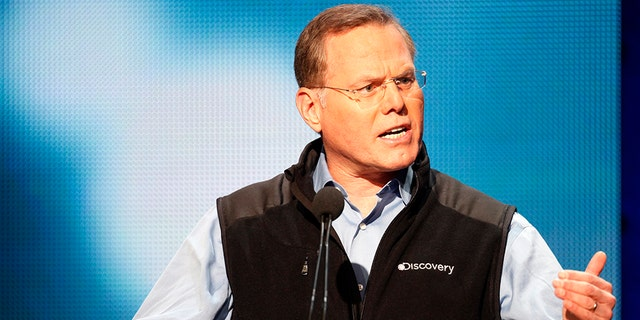 "Discovery CEO David Zaslav said it ""sucked all of the air out"" of his lungs when Chip and Joanna Gaines left HGTV. REUTERS/Fred Prouser)"