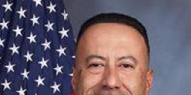 Deputy Antonio Hinostroza was killed on Nov. 23.