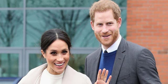 Meghan Markle and Prince Harry are reportedly planning to travel to the U.S. after the birth of their baby, royal expert Katie Nicholl says.