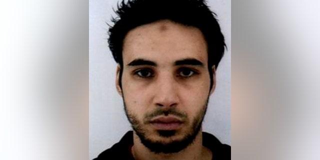 Photo shows suspected Christmas market attackerCherif Chekatt.