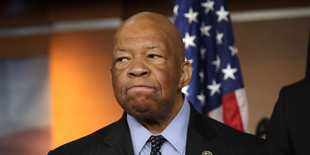 Rep. Elijah Cummings, D-Md., has said he's focused on getting documents during investigations led by the House Oversight Committee.
