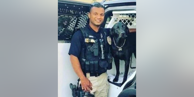 Cpl. Ronil Singh of the Newman Police Department
