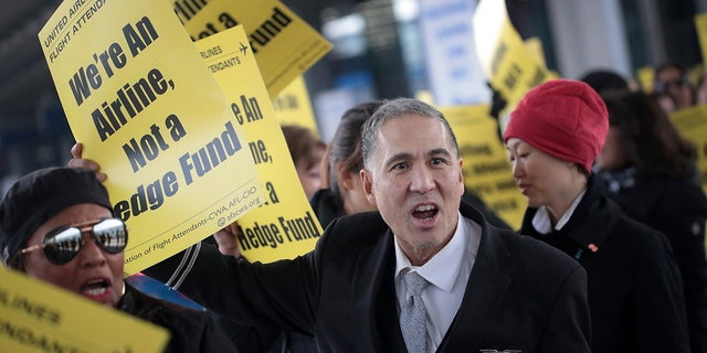 """Impending staffing cuts, effective in early 2019, recently drove over 24,000 flight attendants to protest the airline during an international """"Day of Action."""""""
