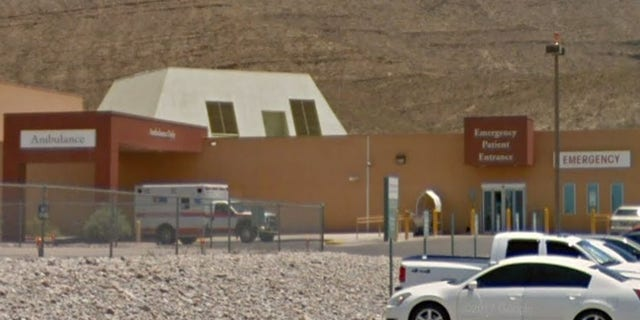 The Gerald Champion Regional Medical Center in Alamogordo, New Mexico., where the boy died Tuesday.