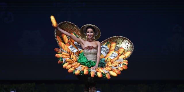 Miss Vietnam H'Hen Nie