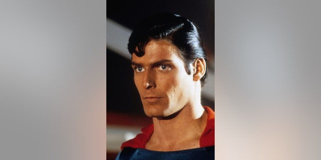 """Christopher Reeve in """"Superman."""""""