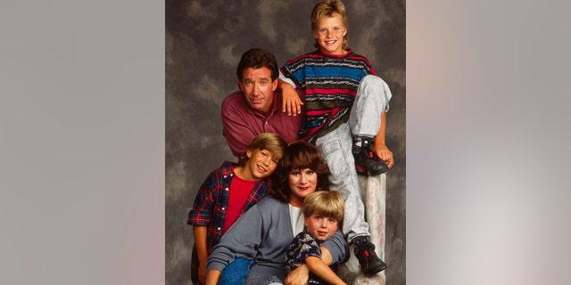 """Home Improvement"" circa 1991."