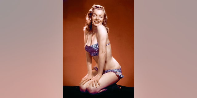 Westlake Legal Group GettyImages-607405796 '50s actress Kathleen Hughes recalls working with Frank Sinatra, becoming a pinup: 'It was so unexpected' Stephanie Nolasco fox-news/topic/old-hollywood fox-news/entertainment/movies fox-news/entertainment/genres/then-and-now fox-news/entertainment/genres/classics fox-news/entertainment/features/exclusive fox-news/entertainment fox news fnc/entertainment fnc article 3e03acca-37f1-5ccb-91ee-466753931a32