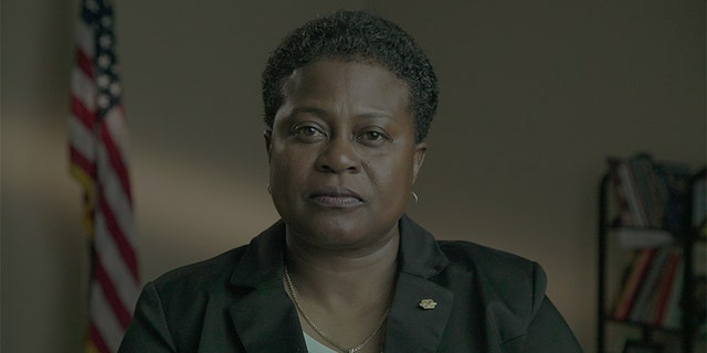 Gwendolyn Smith, mother of Officer Quincy Smith, in her interview.
