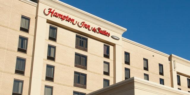 The Hampton Inn boasts over 2,500 locations across the globe.