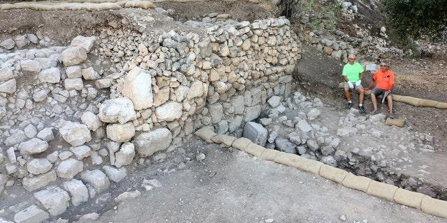 Archaeologists will return to the site for a second season of excavations in August 2019. (The Kiriath-Jearim Shmunis Family Excavations)
