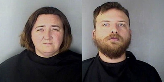 South Carolina residents Jessica James and Skylar Craft have been charged with with ill treatment of animals.