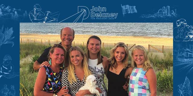 John Delaney is getting to know New Hampshire voters with mailers like this.