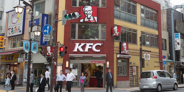 The man who helped popularize KFC in Japan