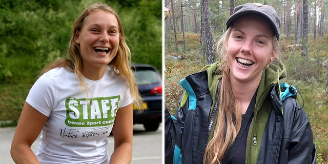 Louisa Vesterager Jespersen, 24, (left), and Maren Ueland, 28, were killed in ISIS-inspired attacks while backpacking in Morocco.