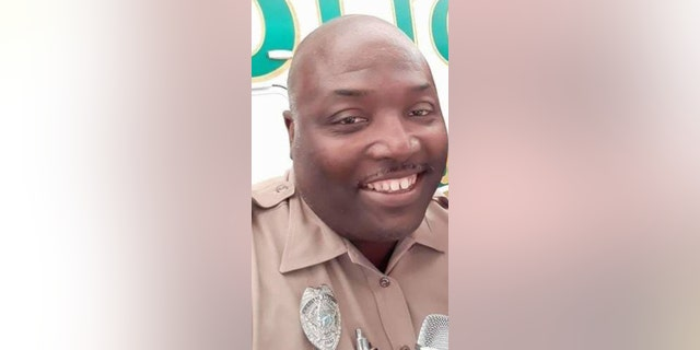Officer Jermaine Brown was killed on Dec. 12 in an ATV accident while investigating a complaint.