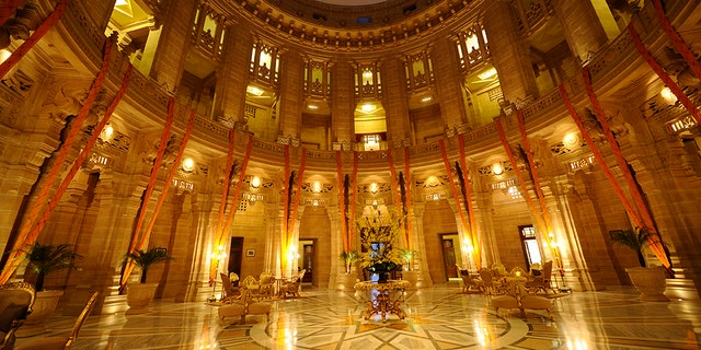 The palace is frequently referred to as among the last of India's great palaces.