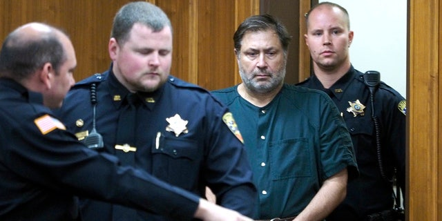 Paul Caneiro faces four counts of murder, along with arson and weapons charges, in the deaths of his brother Keith; Keith's wife, Jennifer; their 11-year-old son, Jesse; and their 8-year-old daughter, Sophia.
