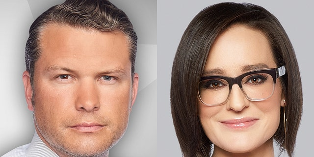 """Fox News Channel's """"All-American New Year"""" will be co-hosted by Pete Hegseth and Kennedy on Monday night live from Times Square in New York City."""