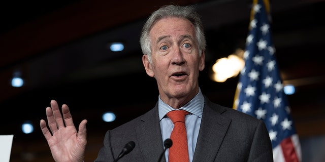 Rep. Richard Neal, D-Mass., could request President Trump's tax returns -- likely setting up a lengthy legal battle.