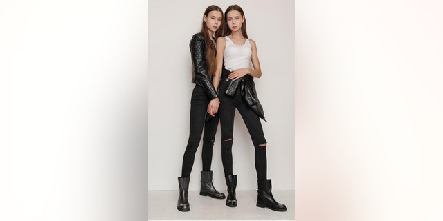 Anorexic sisters hospitalized after modeling agency tells them to