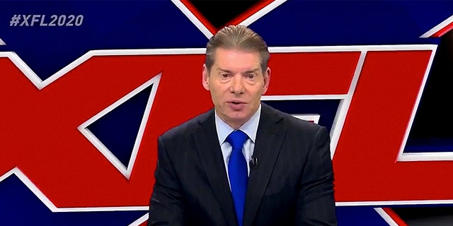 Vince McMahon owns the XFL.