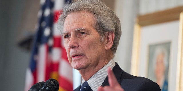 Republican Rep. Walter Jones has said lawmakers shouldn't contribute to the national debt when coming up with a compromise for the border wall funding.