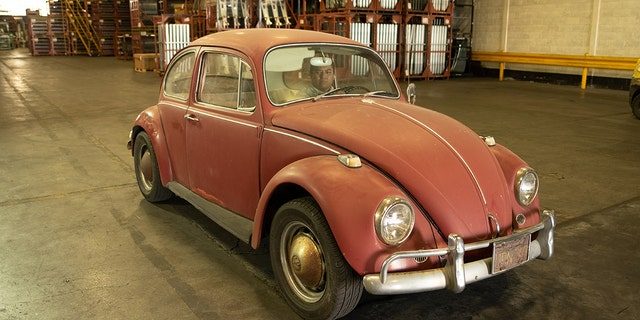 Volkswagen Beetle (foxnews)