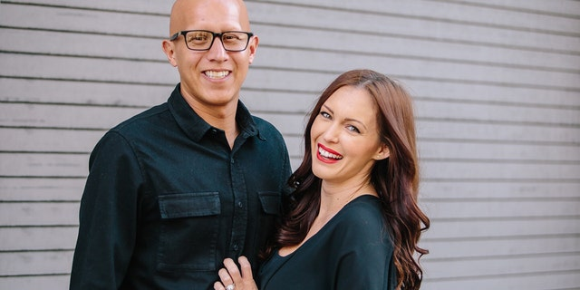 Brittni De La Mora and her husband Richard wrote a book to help couples navigate their relationships with each other and God.