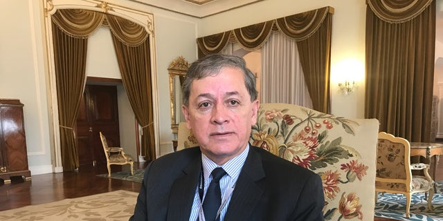 Santiago Chavez, Ecuador's Vice Minister of Mobility