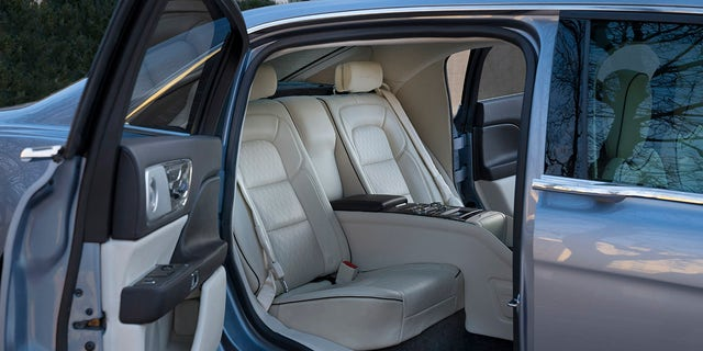 Image result for Lincoln bringing back 'suicide doors' on 2019 Continental
