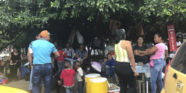 Venezuelans sell whatever they can to survive on the Colombian border, in the overwhelmed city of Cucuta.