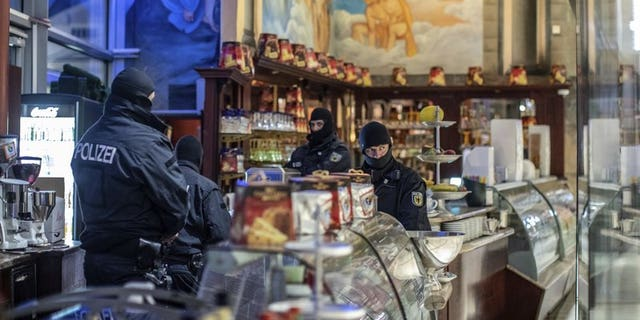 Police Arrest Around 90 in Coordinated European Anti-Mafia Raids