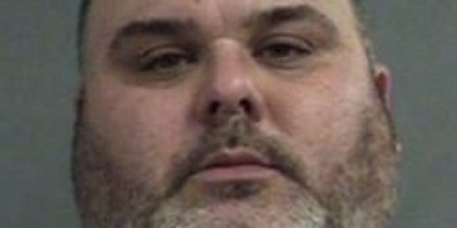 Joshua Dossey, 39, was arrested Saturday after beating his young son unconscious, police said.