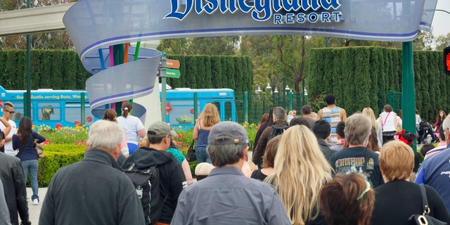 """Disneyland is appealing state fines, saying the outbreak's source was not scientifically determined.<br data-cke-eol=""""1"""">"""