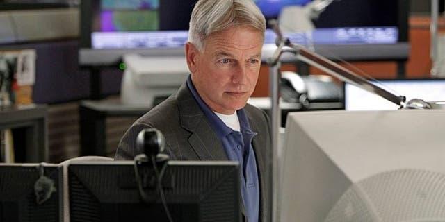 "Mark Harmon in ""NCIS."""