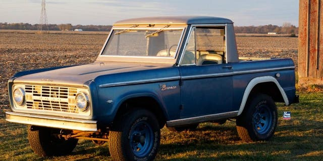 Caroll Shelby Modified The First Ford Bronco Just As Many Owners That Followed Did