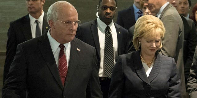 """Christian Bale as Dick Cheney in """"Vice"""""""