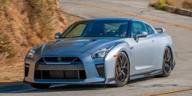 The New Nissan GT-R50 Sports Car