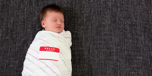 """A study has found one in seven moms and dads think they've made a """"terrible mistake"""" picking their baby's name."""
