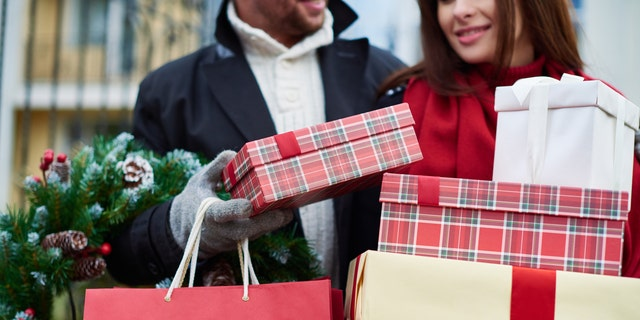 During the early stages of a relationship, the magic of Christmastime can trick people into thinking the romance is much more serious than it is.