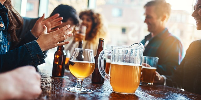 The survey revealed that 'Beer o'clock' — officially the best time to have a beer — is exactly 6:31 p.m. on a Friday.