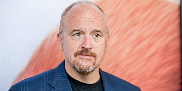 Comedian Louis C.K. returned to the stage alongside fellow comedians Michelle Wolf and Dave Chappelle.