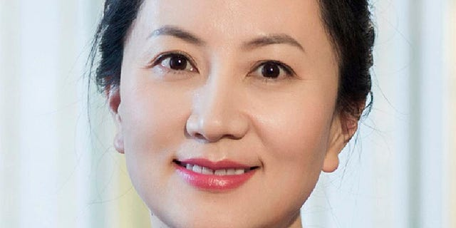 In this undated image released by Huawei, Huawei's chief financial officer Meng Wanzhou is seen in a portrait photo.