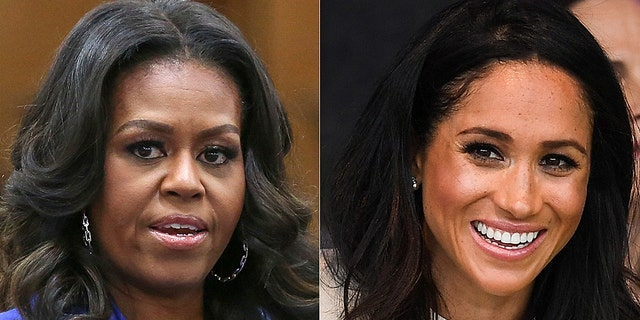 Michelle Obama revealed the advice she would give to Meghan Markle as the Duchess of Sussex.
